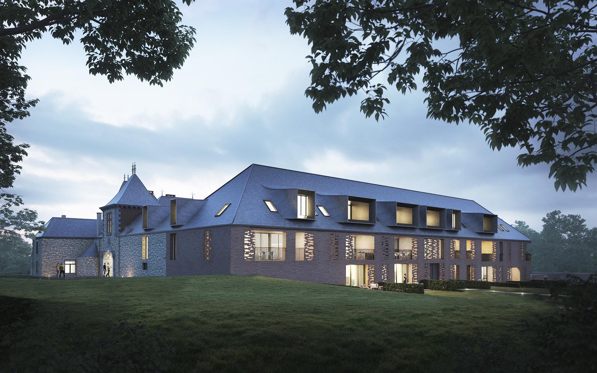 Bureau Architecture Uccle : Villa belle architecte uccle villas à uccle mitula immo